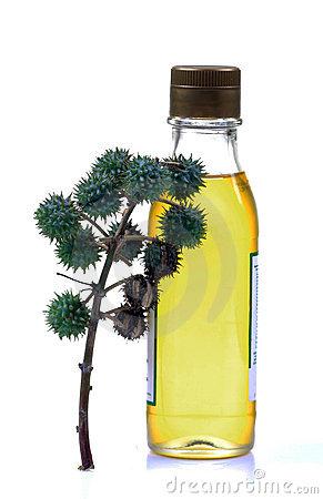 bouteille-d-huile-de-ricin-17884267