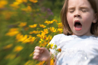allergie enfant